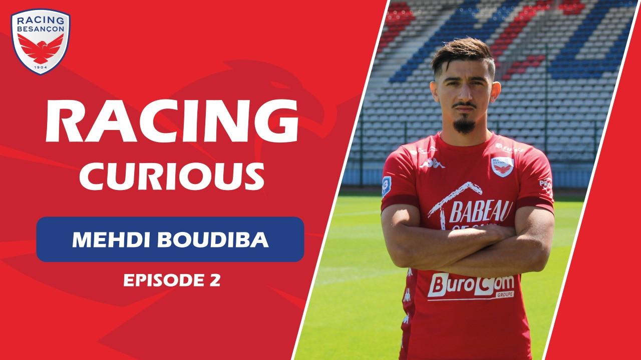 Racing Curious Mehdi